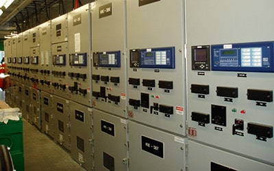 Electrical Equipment Upgrade and Modification