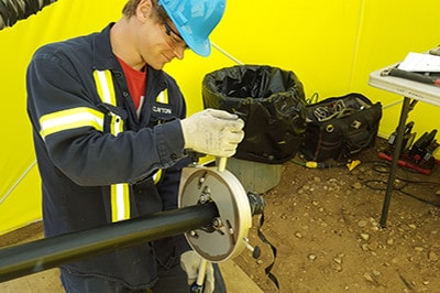 POWER CABLE TERMINATION AND TESTING
